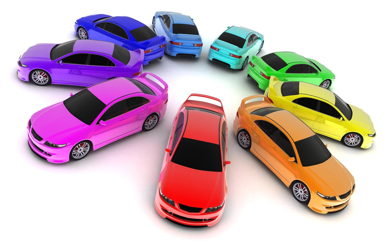 Sau vô lăng - Mách bạn cách chọn màu xe ô tô theo phong thủy để gặp nhiều may mắn