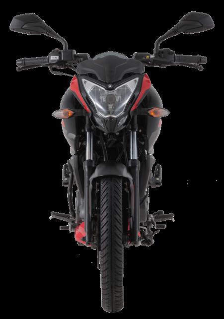 Thị trường xe - Xe côn tay siêu rẻ Kawasaki Rouser NS160 2018 công bố giá bán (Hình 4).