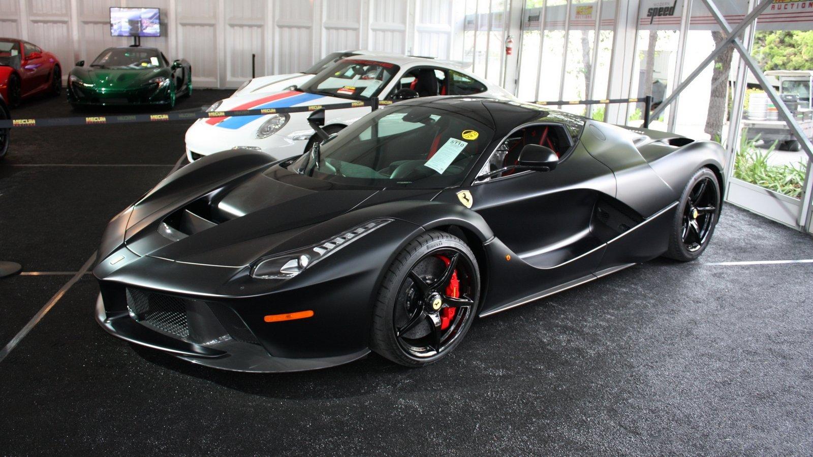 Thú chơi xe - Siêu xe Ferrari LaFerrari của Kylie Jenner giá 32 tỷ đồng có gì đặc biệt? (Hình 3).