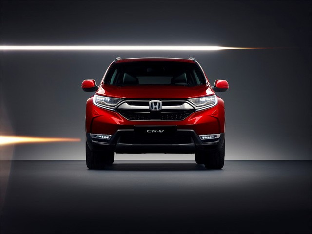 Thị trường xe - Honda CR-V 7 chỗ có thêm phiên bản hybrid (Hình 2).
