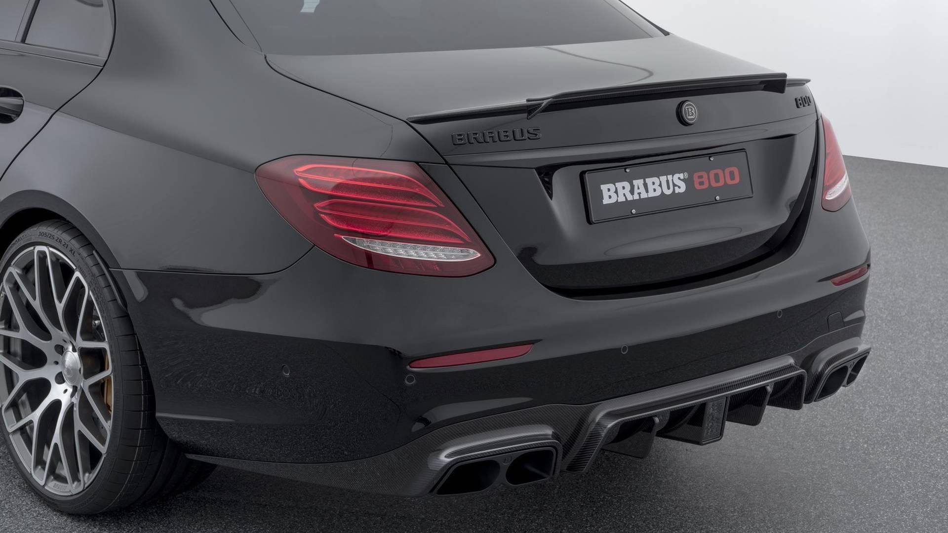 Thú chơi xe - Brabus 'hô biến' Mercedes-AMG E63 S lên công suất gần 800 mã lực (Hình 9).