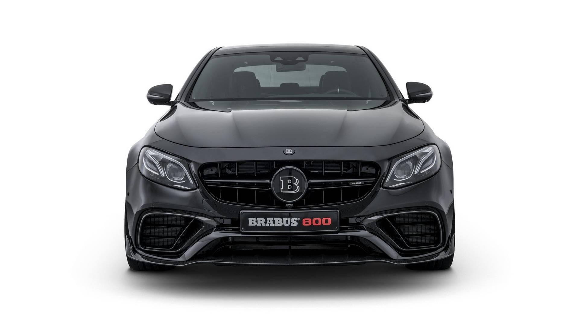 Thú chơi xe - Brabus 'hô biến' Mercedes-AMG E63 S lên công suất gần 800 mã lực (Hình 2).