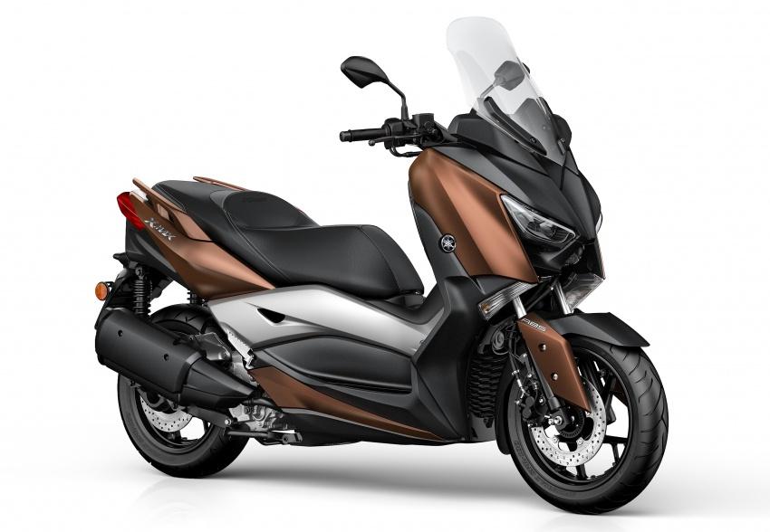 Thị trường xe - Yamaha tung 'hàng khủng' XMax 2508 cạnh tranh Honda Forza 300
