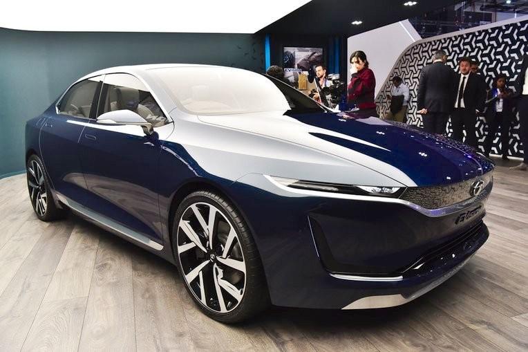 Thị trường xe - Xem trước Tata Evision - 'Tân binh' đấu Mazda3, Hyundai Elantra (Hình 3).