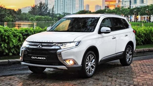 Đánh giá xe - Những mẫu xe cùng phân khúc, ngang giá bán Honda CR-V tại Việt Nam (Hình 3).