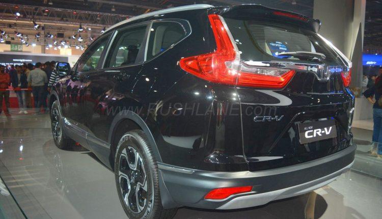 Thị trường xe - Honda CR-V 2018 có thêm phiên bản máy dầu (Hình 8).