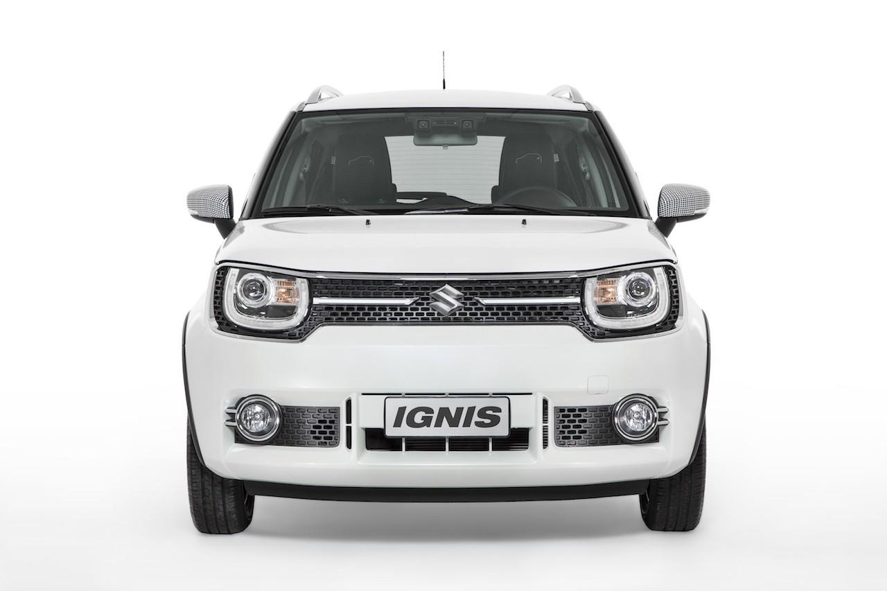 Thị trường xe - Xe cỡ nhỏ 'đốn tim' chị em Suzuki Ignis Ginza xuất hiện (Hình 3).