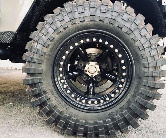 Thú chơi xe - 'Lính chiến' Land Rover Defender độ khủng ngốn 2,5 tỷ tại Sài Gòn (Hình 9).