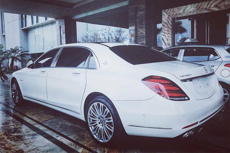 Thị trường xe - Mercedes-Maybach S450 đại gia Thanh Hóa tặng vợ có gì ấn tượng? (Hình 2).