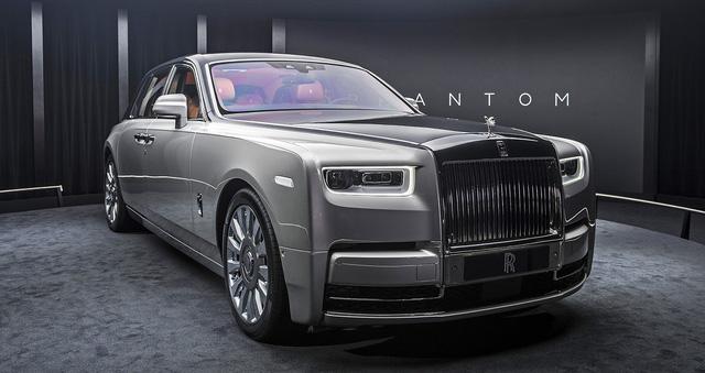 Thị trường xe - Xe siêu sang Rolls-Royce Phantom 2018 đầu tiên về Việt Nam