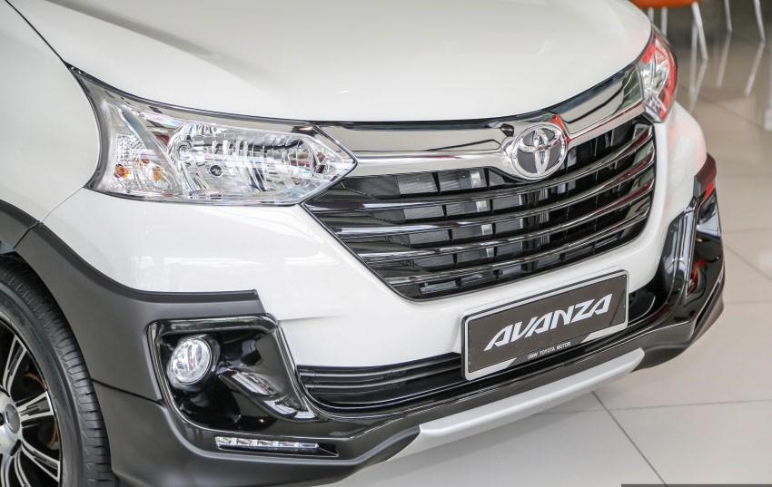 Thị trường xe - Xem trước xe 7 chỗ Toyota Avanza 1.5X rục rịch về Việt Nam (Hình 2).
