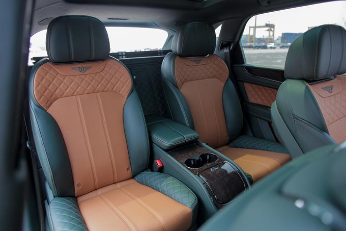 Thú chơi xe - SUV siêu sang Bentley Bentayga màu cực hiếm bất ngờ về Việt Nam (Hình 6).