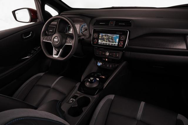 Thị trường xe - Xe điện Nissan Leaf 2018 dát đầy công nghệ, cháy hàng sau 1 tháng mở bán (Hình 3).