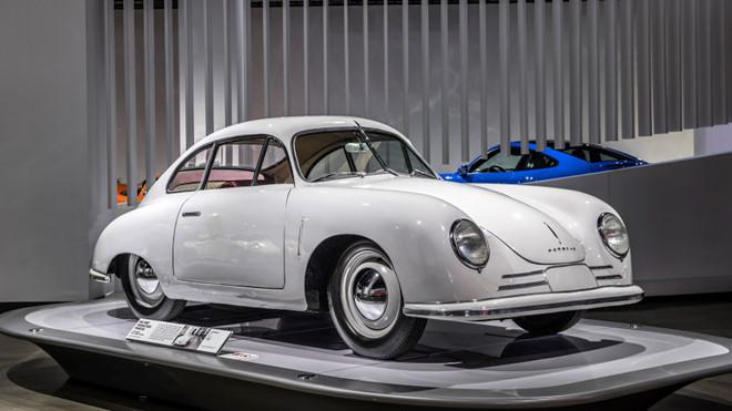 Thú chơi xe - Những huyền thoại vang bóng một thời của Porsche (Hình 4).