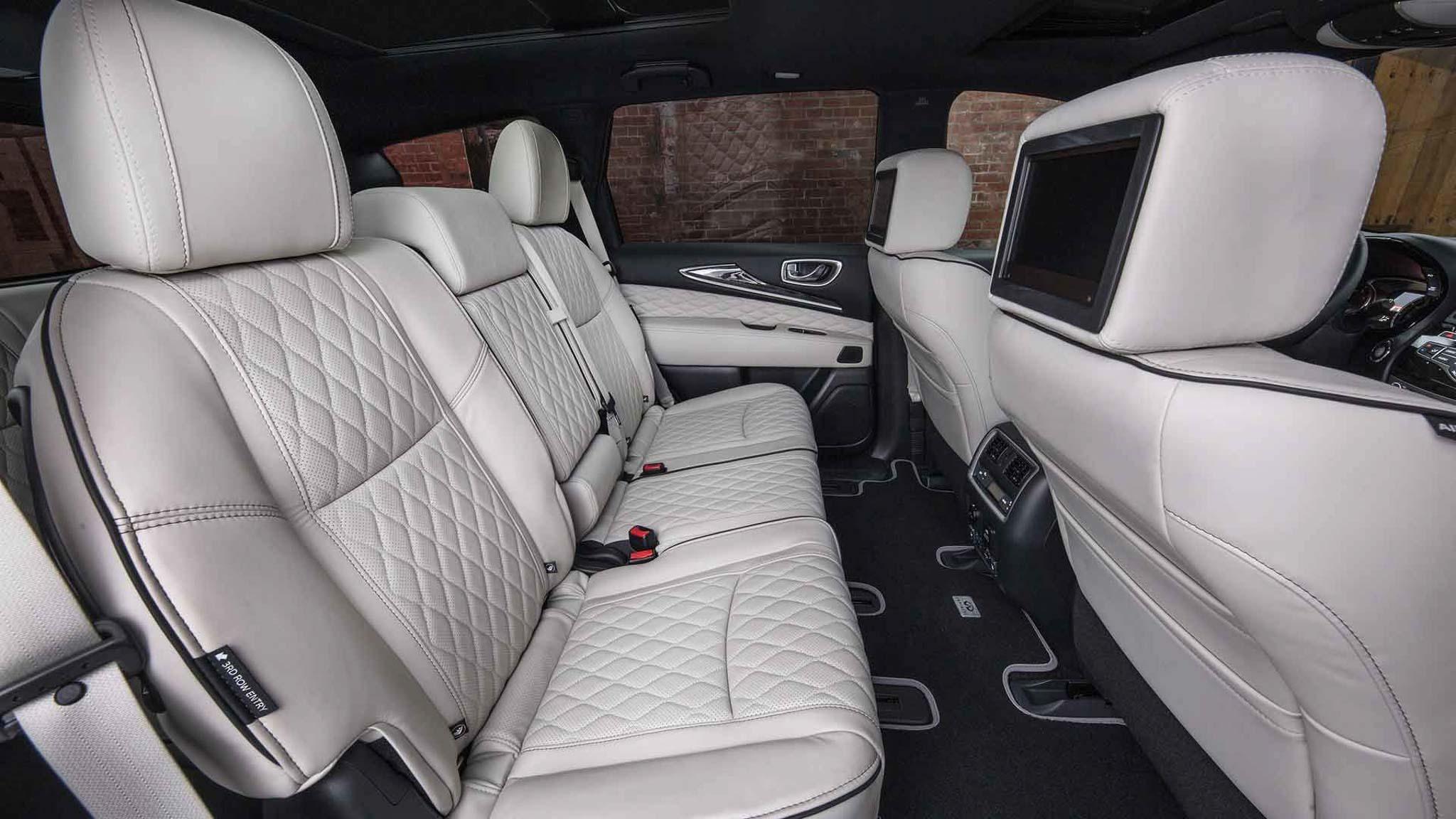 Thị trường xe - Infiniti trình làng bộ đôi SUV hạng sang QX60, QX80 bản giới hạn (Hình 6).