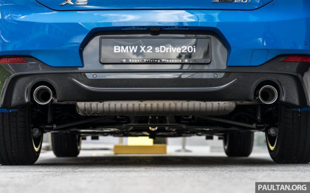 Thị trường xe - Xem trước BMW X2 2018 vừa chốt giá bán, rục rịch về Việt Nam (Hình 7).