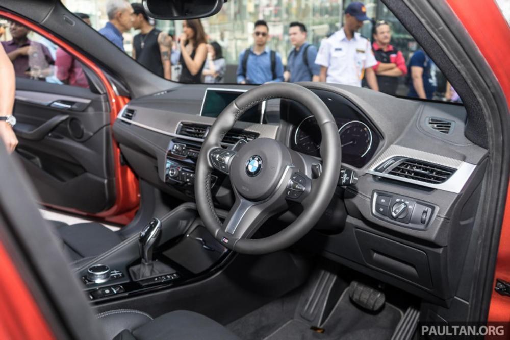 Thị trường xe - Xem trước BMW X2 2018 vừa chốt giá bán, rục rịch về Việt Nam (Hình 4).