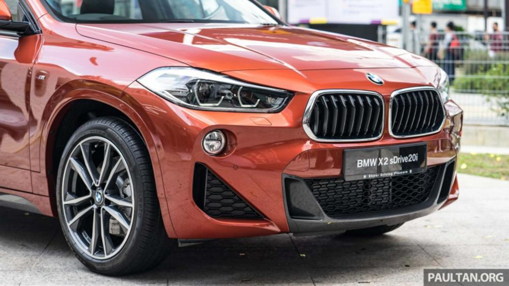 Thị trường xe - Xem trước BMW X2 2018 vừa chốt giá bán, rục rịch về Việt Nam (Hình 3).