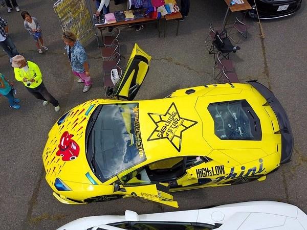 Thú chơi xe - Shinichi Morohoshi - Tay chơi siêu xe 'điên' nhất thế giới (Hình 10).