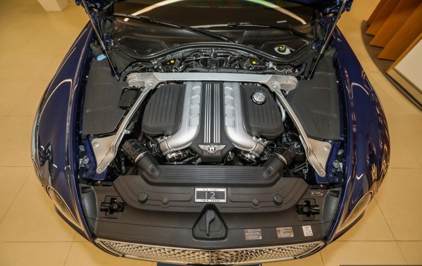 Thị trường xe - Xa hoa như Bentley Continental GT First Edition 2018 giá khủng gần 13 tỷ đồng (Hình 10).