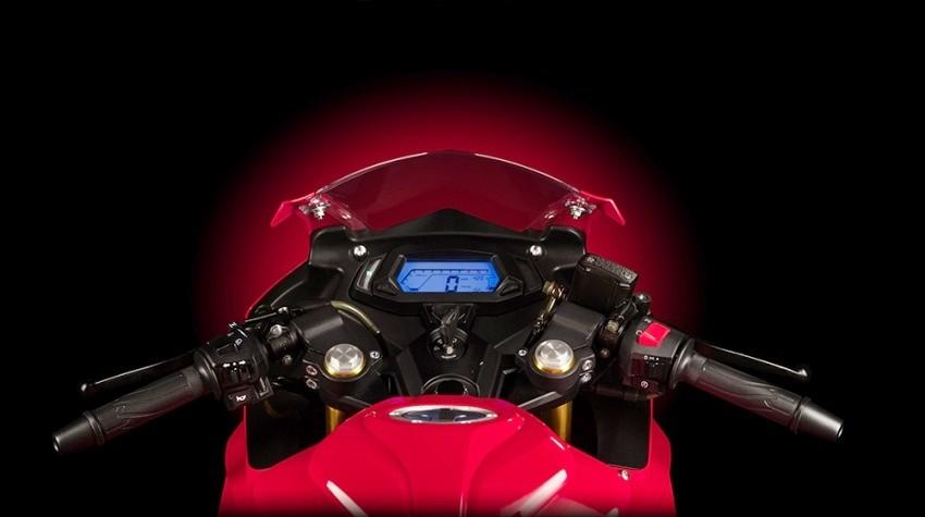 """Thị trường xe - """"Tiểu quỷ"""" GPX Demon 150GR 2018, đối thủ mới của Honda CBR150R (Hình 5)."""