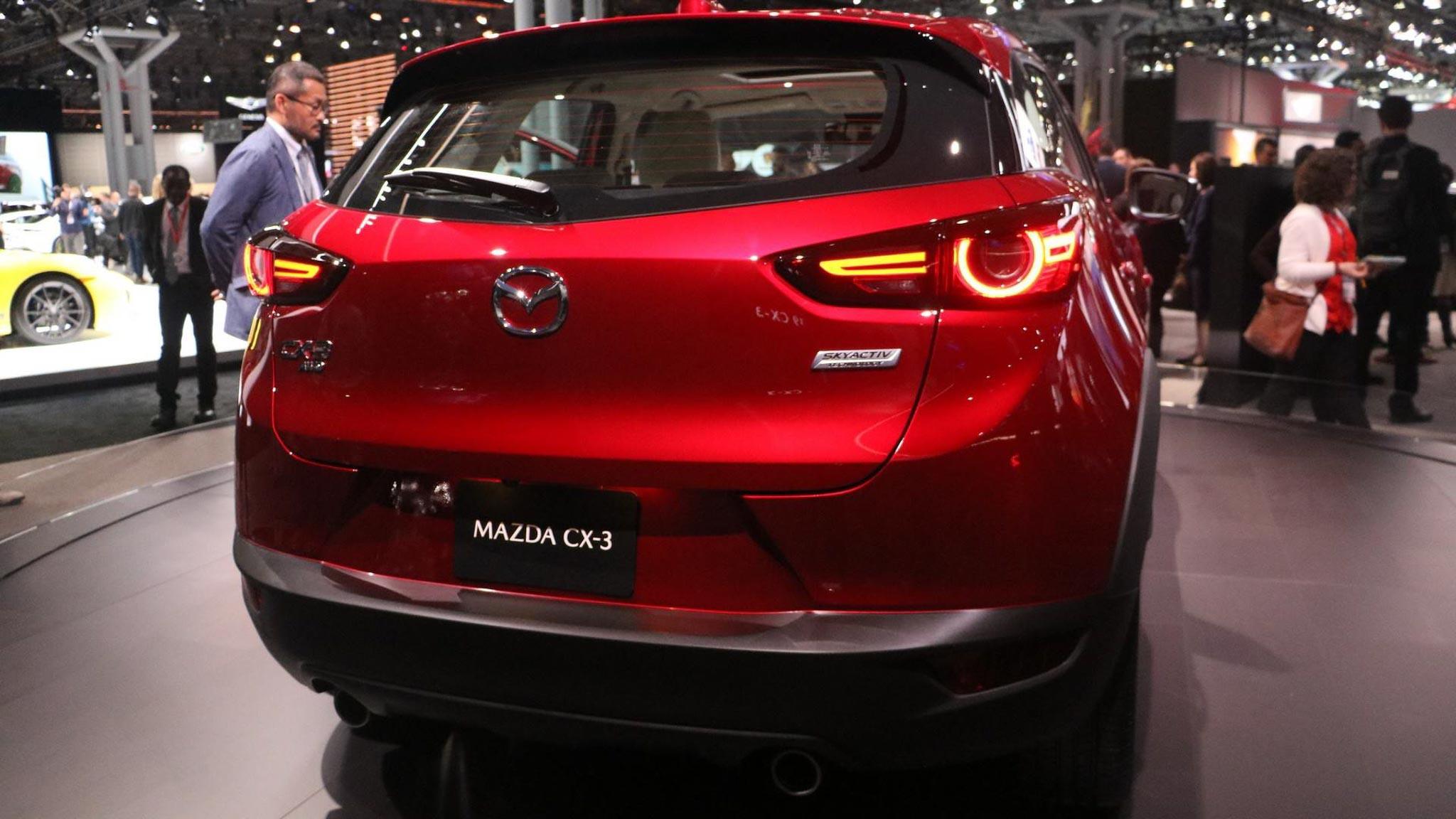 Thị trường xe - Xem trước Mazda CX-3 2019: 'Kẻ ngáng đường' Ford Ecosport (Hình 7).