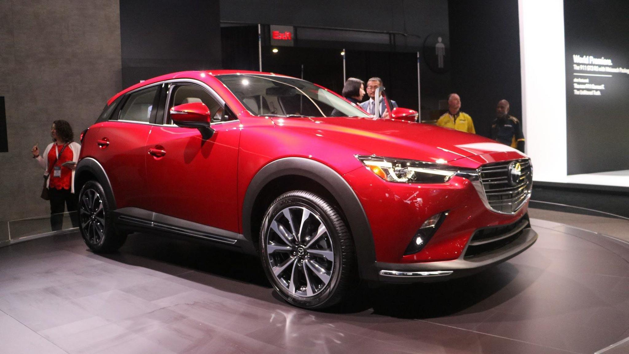 Thị trường xe - Xem trước Mazda CX-3 2019: 'Kẻ ngáng đường' Ford Ecosport
