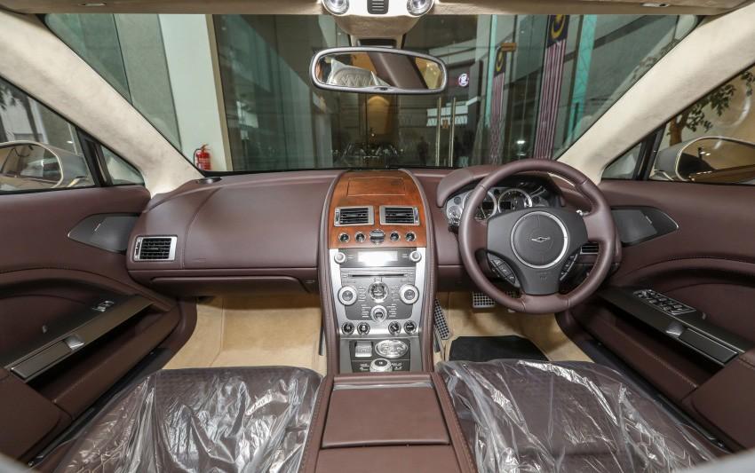 Thị trường xe - Siêu phẩm Aston Martin Lagonda Taraf: Đắt đỏ hơn cả Rolls-Royce Phantom (Hình 7).