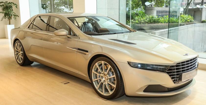 Thị trường xe - Siêu phẩm Aston Martin Lagonda Taraf: Đắt đỏ hơn cả Rolls-Royce Phantom (Hình 2).