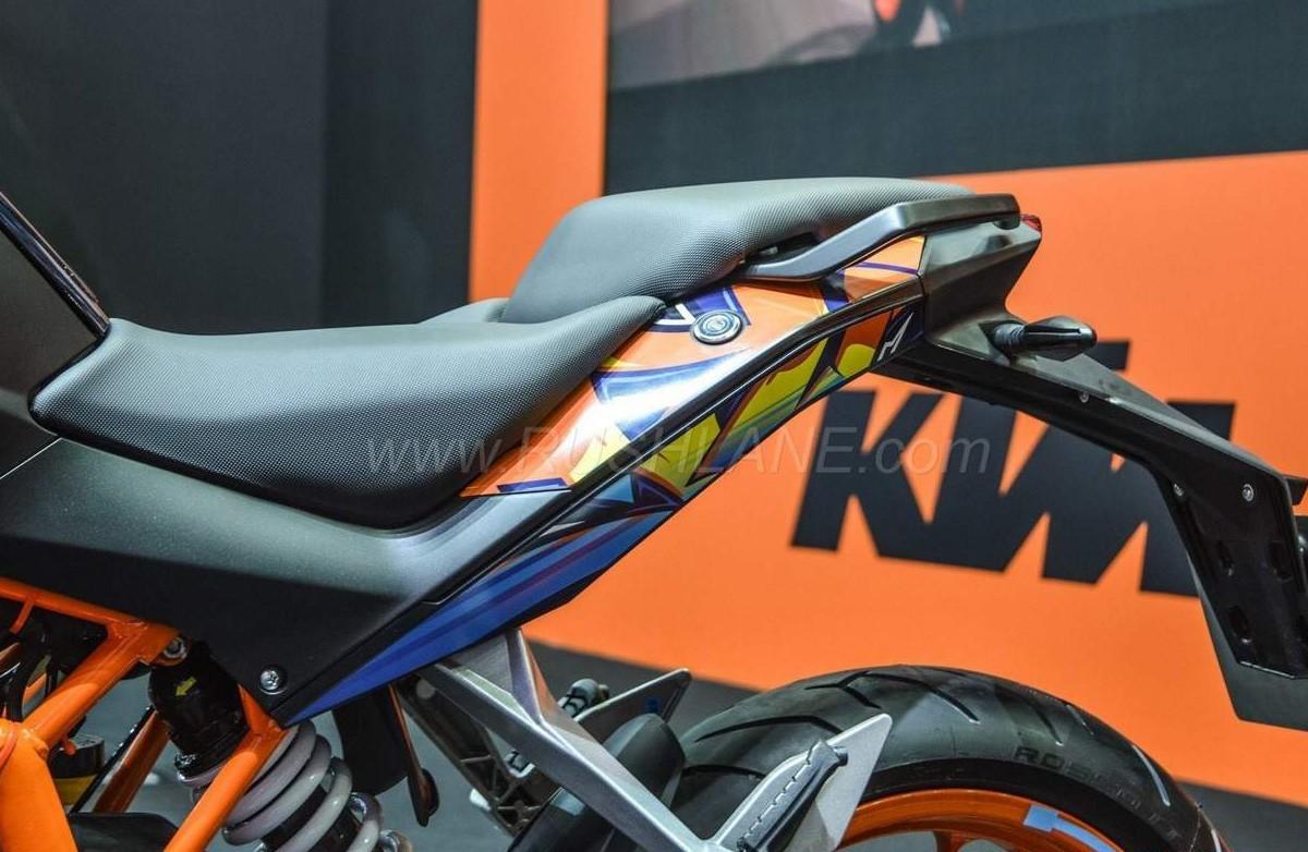 Thị trường xe - 'Mục sở thị' KTM 250 Duke phiên bản đặc biệt giá 131 triệu vừa ra mắt (Hình 6).
