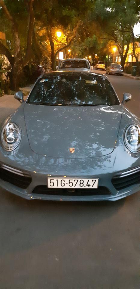 Thú chơi xe - Cận mặt Porsche 911 độc nhất Việt Nam của 'ông trùm cà phê' Đặng Lê Nguyên Vũ (Hình 2).