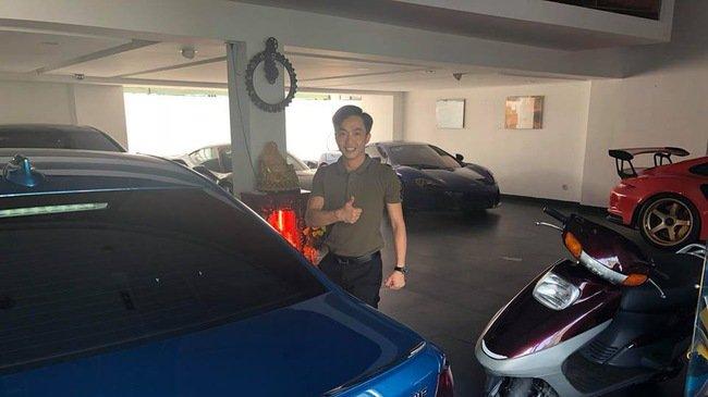 Thú chơi xe - Cận mặt Porsche 911 độc nhất Việt Nam của 'ông trùm cà phê' Đặng Lê Nguyên Vũ (Hình 5).