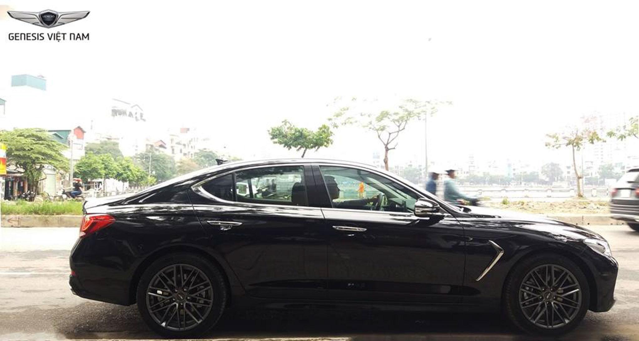 Thị trường xe - Genesis G70 2018 bản cao nhất chốt giá 'sốc' tại Việt Nam (Hình 3).
