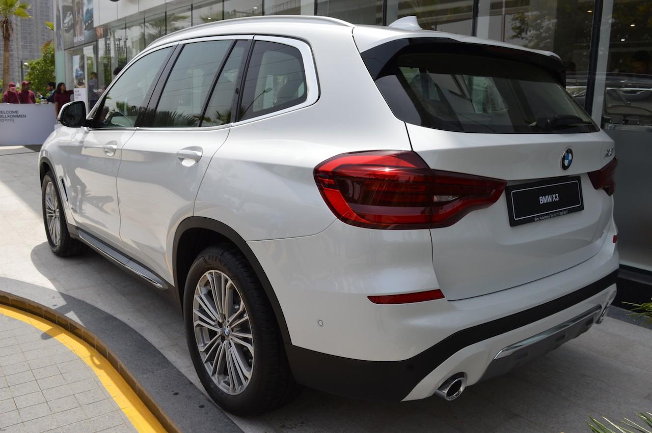 Thị trường xe - BMW X3 2018 bán ra tại Ấn Độ có gì khác? (Hình 4).