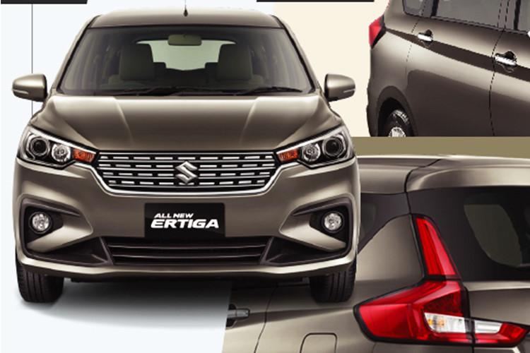 Thị trường xe - Suzuki Ertiga - đối thủ Toyota Innova sớm nhận gần 800 đơn đặt hàng (Hình 3).