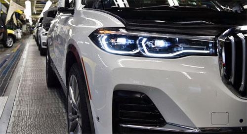 Thị trường xe - Lộ thông số kỹ thuật BMW X7 - 'Kẻ ngáng đường' Mercedes-Maybach GLS (Hình 2).