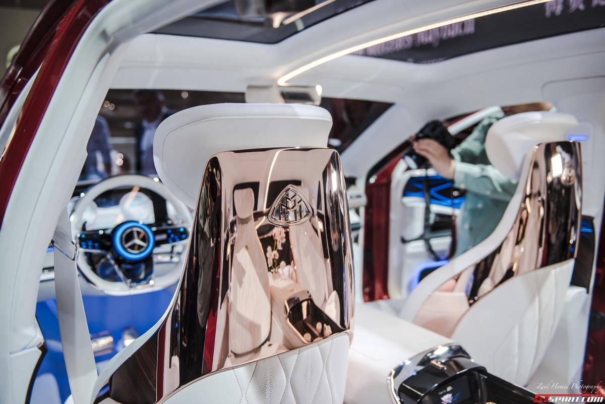 Thị trường xe - Mercedes-Maybach concept thách thức các tượng đài SUV hạng sang (Hình 5).