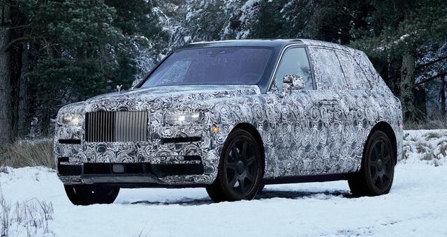 Thị trường xe - Điểm nhanh những 'đặc sản' của siêu SUV Rolls-Royce Cullinan ra mắt hôm nay (Hình 4).