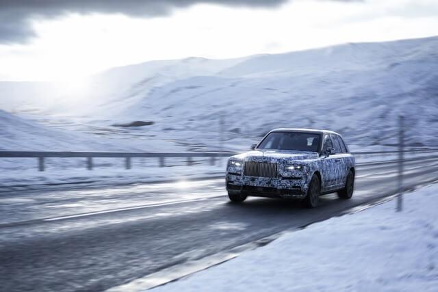 Thị trường xe - Điểm nhanh những 'đặc sản' của siêu SUV Rolls-Royce Cullinan ra mắt hôm nay (Hình 5).
