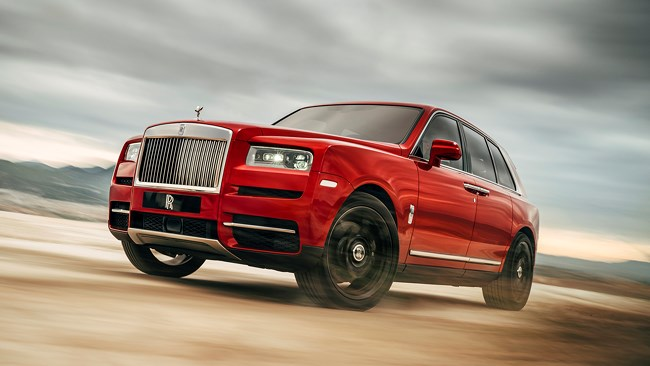 Thị trường xe - Chiêm ngưỡng Rolls-Royce Cullinan: SUV sang trọng bậc nhất thế giới (Hình 2).