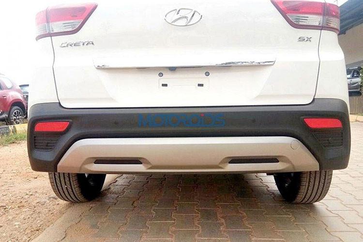 Thị trường xe - Soi bản nâng cấp Hyundai Creta 2018 ế ẩm tại Việt Nam (Hình 8).
