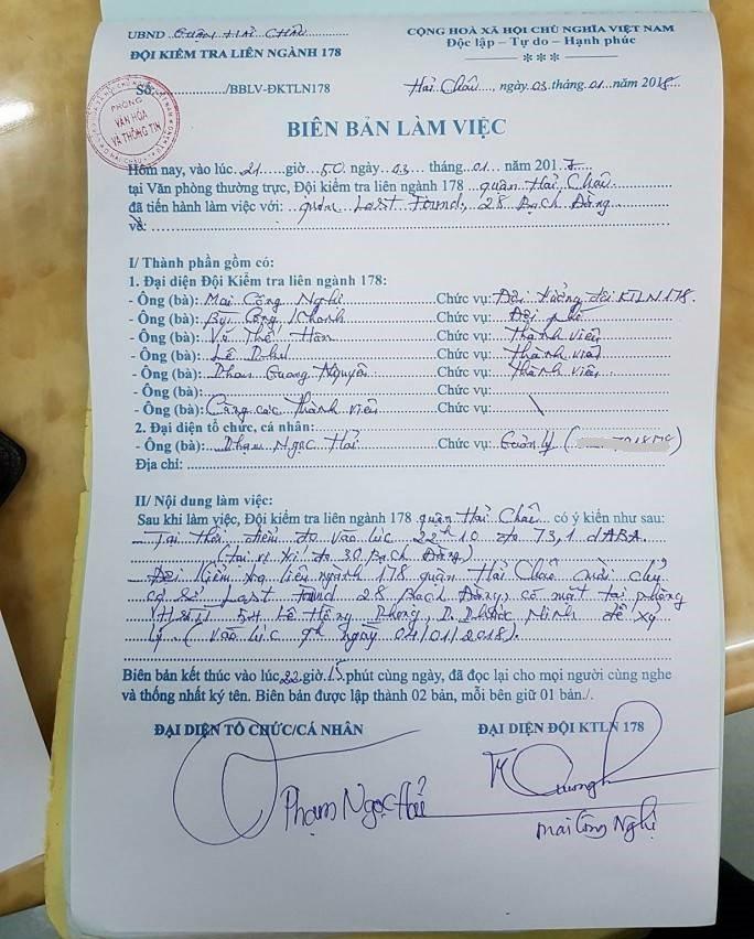 Xã hội - Đà Nẵng: Dân bức xúc vì bị quán bar 'tra tấn' về đêm?! (Hình 2).