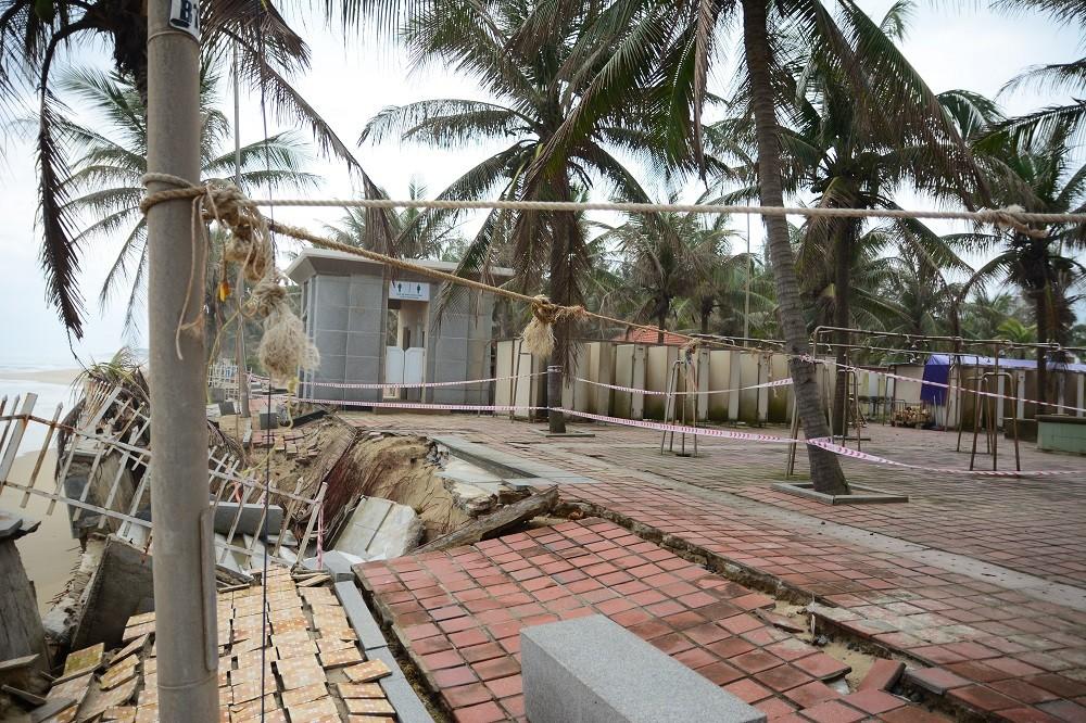 Đà Nẵng: Kẻ thù gây sạt lở kinh hoàng ở bãi biển đẹp nhất hành tinh - Hình 6
