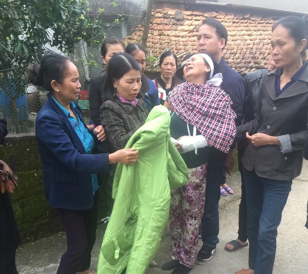 Xã hội - Quảng Trị: Cha mất tích ngoài khơi, con tử nạn ngày 2 Tết