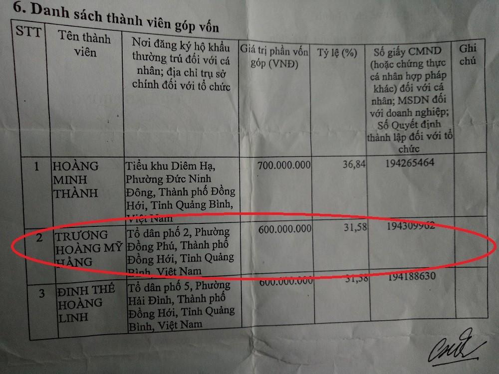 Tin nhanh - Vụ bổ nhiệm sai Giám đốc VNPT Quảng Bình: Xuất hiện lá đơn đặc biệt (Hình 2).
