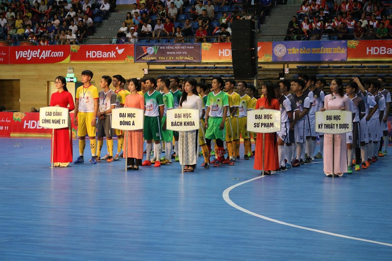 Thể thao - Khai mạc giải Futsal VĐQG 2018: Làn gió mới từ sinh viên Đà Nẵng (Hình 2).