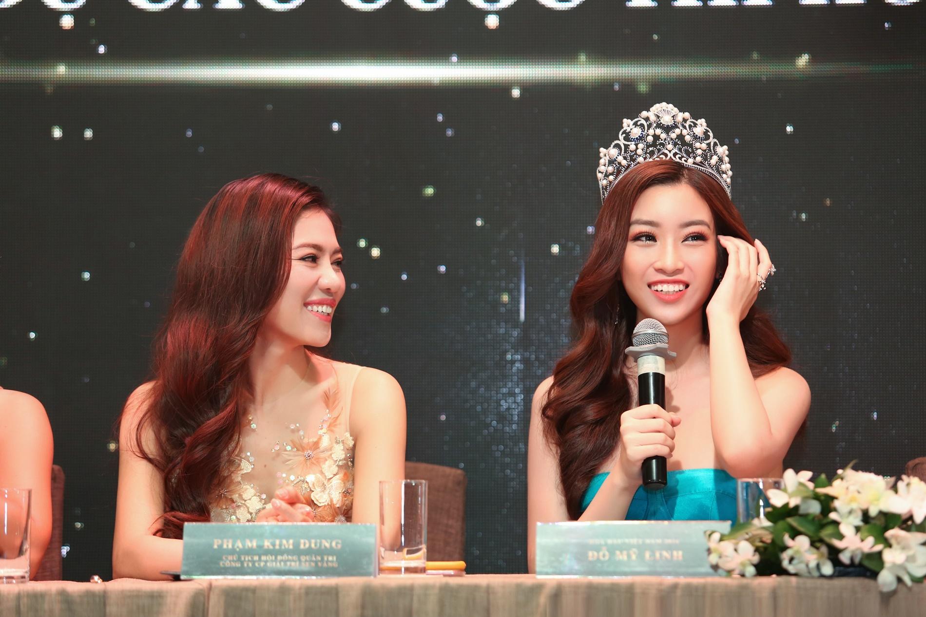 Giải trí - Hoa hậu Mỹ Linh sẽ tham gia cuộc thi Hoa hậu Thế giới 2017 (Hình 3).