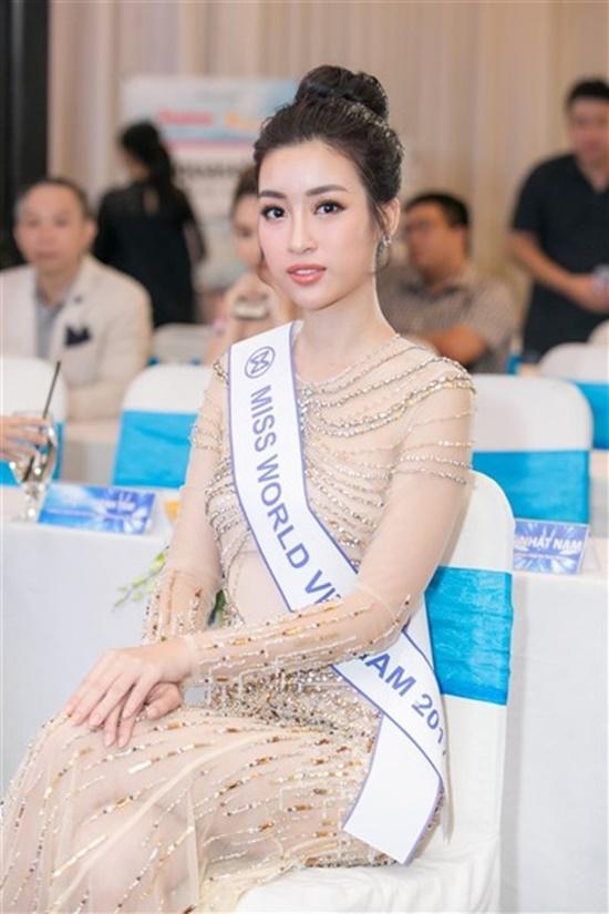 """Giải trí - Hoa hậu Mỹ Linh đã sẵn sàng """"chinh chiến"""" tại Miss World 2017 (Hình 4)."""