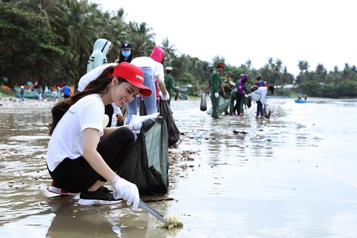 Giải trí - Người đẹp Hoa hậu Đại dương diễu hành kêu gọi bảo vệ môi trường (Hình 7).