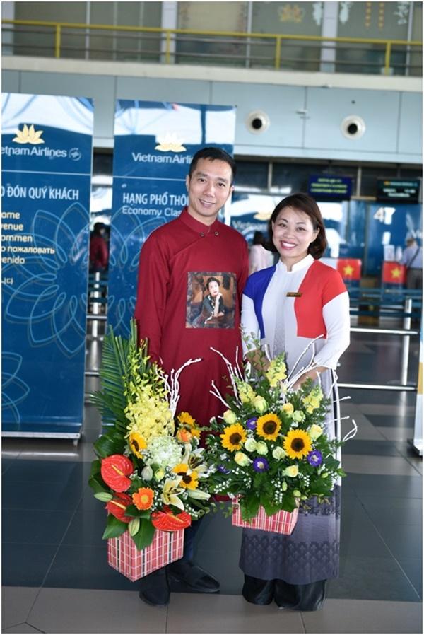 Sự kiện - NTK Đỗ Trịnh Hoài Nam mang nón lá dát vàng đến Úc (Hình 6).